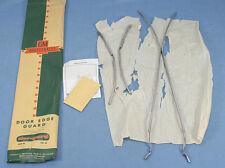 NOS 1962-65 CHEVROLET NOVA CHEVY II 4-DR DOOR EDGE GUARD PACKAGE #985164