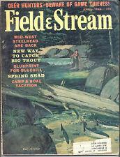 4/1966 Field and Stream Magazine