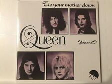 Mega RARE POP 80's 70's CD Queen Single LIMITED Single TIE YOUR MOTHER DOWN