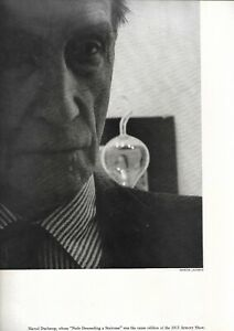 1913 The Armory Show/1963 Pop Art 3-Page Editorial - Marvin Lazarus Portrait