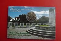 *Griechenland 2 Euro 2014 in  Blister * Ionische Inseln