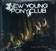 New Young Pony Club ~ The Optimist CD NEW