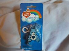 "Care Bears Grumpy Bear ""Blueberry"" Lip Balm w/ Key Chain"