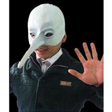 Slipknot Chris Fehn Long Nose Latex Mask Halloween Cosplay Props Fancy Dress Q