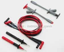 TP220+TL222+Alligator Clip,Industrial Test Lead Set ,Can replace Fluke TL220