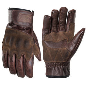 FUEL RODEO LINED GLOVES - BROWN - ALL SIZES