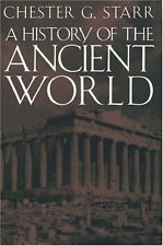 A History of the Ancient World by Chester G. Starr