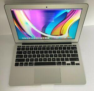 "Apple MacBook Air 11"" 1.4GHz Core i5 128GB SSD 4GB RAM Early 2014"