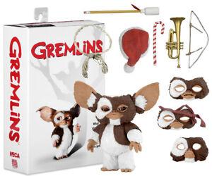 "NECA Gremlins Ultimate Gizmo Christmas 5"" Action Figure Toys Model Display Decor"