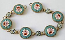 Vintage Micro Mosaic Bracelet - Made in Italy