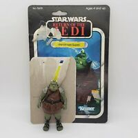 Vintage 1983 Star Wars Gamorrean Guard Jabba the Hut Palace ROTJ w/ Cardback