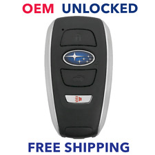 OEM 2014-2018 Subaru BRZ / Forester / Impreza / Legacy Smart Key 4B HYQ14AHC
