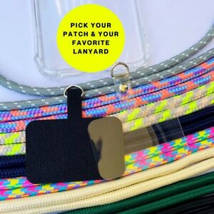 Universal Cell Phone Lanyard / Phone Strap Holder / High quality/ Many colors