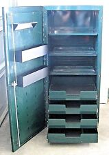 Snap-On Tools Side Cabinet Tool Box Storage Locker Hunter Green KRL712APGM