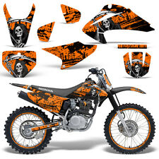 Honda CRF230F CRF150F Decal Graphic Kit Dirt Bike Sticker Wrap 2004-2007 REAP O