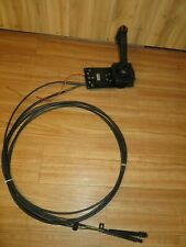 Mercury Mariner MerCruiser Controller Remote Control box with Cables