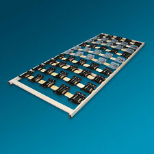 MAXX 006 UV | 100x200 | Lattenrost | starre Ausführung | Volltellerrahmen