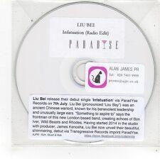 (FS645) Liu Bei, Infatuation - DJ CD