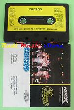 MC CHICAGO Rock storia e musica 1982 italy GRUPPO FABBRI no cd lp dvd vhs(*)