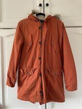 Topman Men's Winter Coat - Size