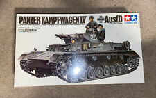 Tamiya Panzer Kampfwagen IV 1:35 Model