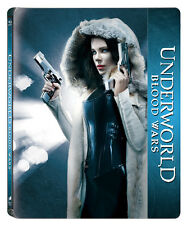 Underworld Blood Wars - Limited Edition Steelbook (Blu-ray) Region Free