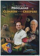 CREATION PROCLAIMS, Climbers & Creepers, Volume 1 - Dr. Jobe Martin, DVD