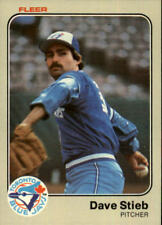1983 Fleer Baseball #s 441-660 +Rookies - You Pick - Buy 10+ cards FREE SHIP