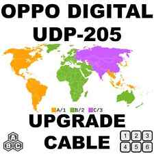 OPPO DIGITAL UDP-205 REGION FREE UNLOCK HARDWARE UPGRADE CABLE KIT NO SOLDERING