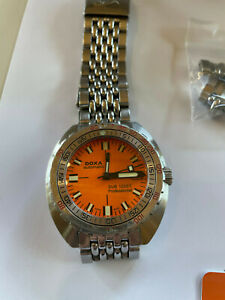 Doxa SUB 1200T Professional Wrist Watch for Men