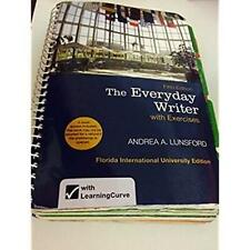 Everyday Writer W/Ex.-W/Access Custom, Andrea A. Lunsford, New Book