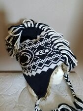 NCAA Penn State Nittany Lions Mohawk Lined Warm Knitted Ski Hat College Novelty