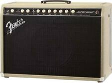 "Fender Super-Sonic 112 Guitar-Combo dans blonde ""Showroom Modèle"""