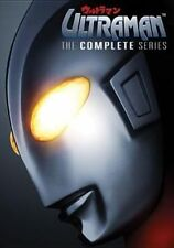 Ultraman The Complete Series DVD 39 Episodes on 4 Discs