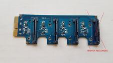 Synology ds415+ SATA BP Back Plate Board ds412-bp - Ctrl NAS PCBA