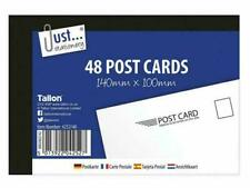 Tallon Just Sttaionery 140 x 100 mm Pack of 48 Post Cards (4252/48)