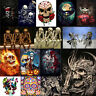 Full Drill 5D DIY Skull Diamond Painting Embroidery Cross Stitch Kits Home Craft