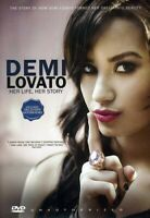 Demi Lovato: Her Life, Her Story - Unauthorized (REGION 1 DVD New)
