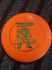 Old School Innova DX Destroyer 169 gram orange golf disc