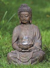 Buddha Dekoration Figur Skulptur Feng Shui Statue Flur Wohnen Deko 7365200
