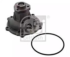 Water Pump FEBI For VW AUDI SEAT SKODA Caddy II Mk Passat Polo A4 A6 28121004