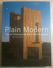 Plain Modern: The Architecture Of Brian MacKay-Lyons - Quantrill - Paperback