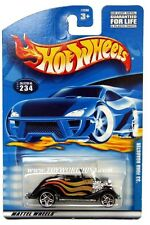 2000 Hot Wheels #234 '33 Ford Roadster '01 crd