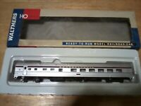 HO Walthers RTR Pennsylvania 85' Budd Grill-Diner 932-6326 detailed, in box