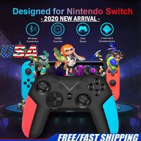 For Nintendo Switch Bluetooth Wireless Pro Controller Gamepad Joypad Joystick✔✔