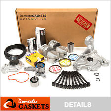 03-04 Dodge Caravan Chrysler Voyager 2.4L DOHC Master Engine Rebuild Kit VIN B