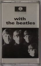 THE BEATLES: With the Beatles SEALED Parlophone Indonesia Import Cassette Tape