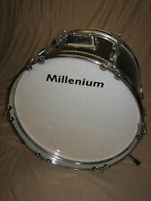 "16"" Bassdrum Trommel f.Schlagzeug ""Millenium"" Drumset Percussion"