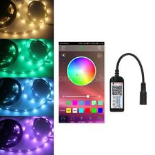 5V-22V Mini RGBW RGB Wifi Smart Controller Dimmer Output Android / IOS new O2F0
