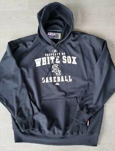 Majestic MLB Chicago White Sox 🔥🔥🔥 Therma Base Hoodie Sweatshirt 2XL